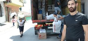 """Sanayi şehrinde umduğunu bulamayan aileler tersine göçe başladı Kocaeli'de """"Köye Dönüş"""" projesi ile 461 aile memleketine döndü Projede, memleketlerine dönmek isteyen ailelerin evlerini ücretsiz taşınıyor Memleketine dönüş yapan inşaat işçisi: """"İnsanın memleketi gibisi yok"""""""