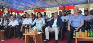 Başkan Yüksel Sinoplular'ın pikniğine katıldı