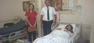 Korkuteli Devlet Hastanesinde ilk kapalı böbrek taşı ameliyatı