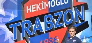 Hekimoğlu Trabzon FK'nın genç savunma oyuncusu Miraç'ın şampiyonluk hayali