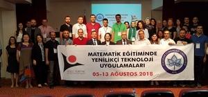 ESOGÜ Eğitim Fakültesi'nden matematik eğitimine katkı