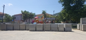 Köylerin parke taşları Büyükşehir'den