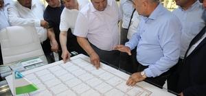 Buhara'ya 30 bin dekar sera Antalya'dan