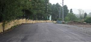 Kocaali'de asfalt çalışmaları tamamlandı