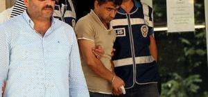 Seri katil Hamdi Kayapınar adliyeye sevk edildi Kız kardeşi dahil 7 kişiyi öldüren Hamdi Kayapınar, tahliye olduktan sonra bir kişiyi daha öldürdü Cinayeti yine kırmızı bisiklet kullanarak işledi
