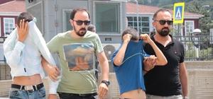 9 bin liralık kablo hırsızlığına 4 gözaltı