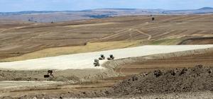 Yozgat Havalimanında çalışmalar devam ediyor