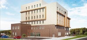 Yeni Kavak Devlet Hastanesinde yer teslimi yapıldı