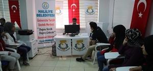 Haliliye Belediyesi YKS öğrencilerine tercih desteği sağlıyor