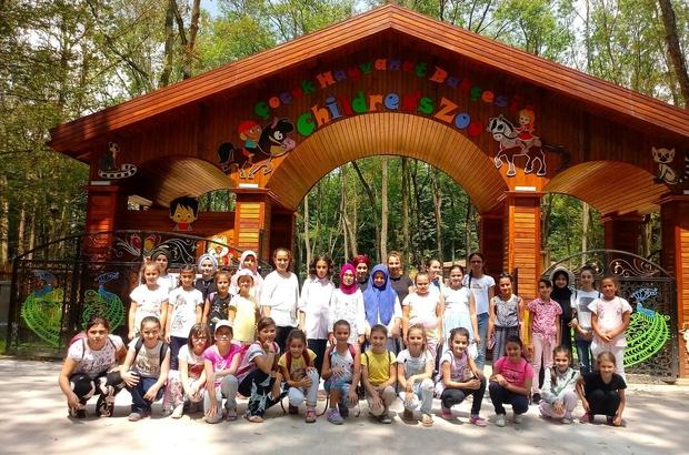 Yeşilkent Semt Konağı öğrencileri Ormanya'yı gezdi