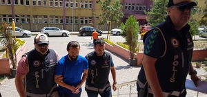 FETÖ'den aranan eski polis memuru adliyede