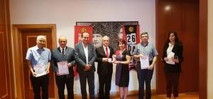 "Anadolu Üniversitesinden Eskişehirspor'a destek Anadolu Üniversitesi de ""26'da 26"" dedi"