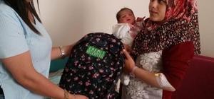 Ereğli Belediyesinden yenidoğan bebeklere hediye
