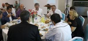 """Gastronomi Şehri ödülü alan Bolu'da yemekli kutlama Bolu Belediye Başkanı Yılmaz: """"Bizim açımızdan normal bir durum"""""""