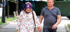 """Halatla gelin arabasını çeken damat konuştu Damat Furkan Abdullah Pulat: """"Bugün yine evlensem ben o arabayı yine çekerim"""""""