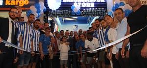 B.B. Erzurumspor Store açıldı