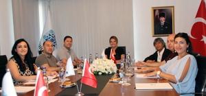 TÜİOSB Yönetim Kurulu toplandı