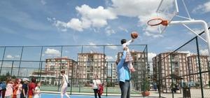 Odunpazarı Belediyesi'nden ücretsiz spor alanları