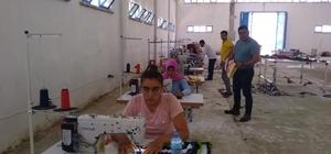 Selendi'de yeni istihdam alanı