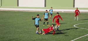 El Bab'a futbol sahası