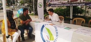 Düzce Üniversitesi Düzceli üniversite adaylarının hizmetinde