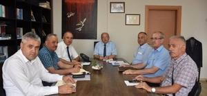Büyükşehir Belediyesi ve TESKİ'nin çalışmaları değerlendirildi