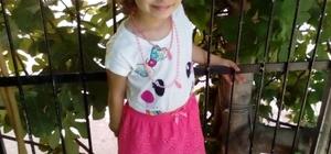Adana'da 7 yaşındaki kız çocuğu araç çarpması sonucu öldü Küçük Meryem'e otomobilin çarpma anı kamerada