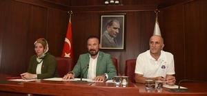 İzmit'te Ağustos Ayı Meclis Toplantısı yapıldı