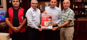 Adana Büyükşehir Belediye Başkanı Sözlü'den Kızılay'ın Kurban Kampanyası'na destek