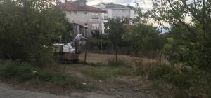 Akçakoca kent merkezinde fındık harmanı yapanlar uyarıldı