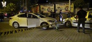 Polisin 'dur' ihtarına uymayan otomobilden kuru sıkı tabanca çıktı Kovalamaca sonucu yakalanan otomobilden kuru sıkı tabanca ve havai fişek çıktı