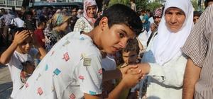Aydın'ın en şanslı yolcuları Siyaset Nine 8 yıllık bekleyişin ardından yola çıktı