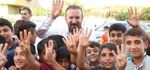 Başkan Doğan'dan Mardinli çocuklara müjde