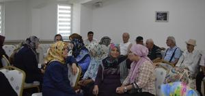 Kadınlar Kulübünden Huzur Evine ziyaret