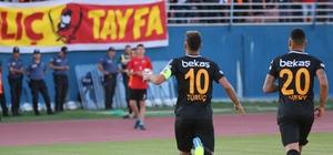 Kayserispor'a Bekaş İnşaat sponsor oldu