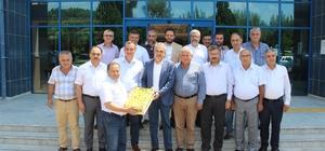 Mustafa Savaş'tan Aydınlı ihracatçılara Eximbank müjdesi