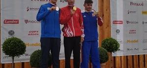 Kağıtsporlu Murat İlbilgi  Avrupa Şampiyonu oldu