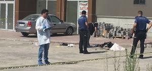 Barışma teklifi reddedilen adam önce kız arkadaşını vurdu, sonra intihar etti
