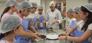 Gaziantep, geleceğin aşçılarını yetiştiriyor