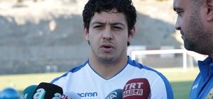 Yeni Malatyaspor'da Guilherme ilk maçta oynamak istiyor