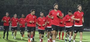 Gazişehir Gaziantep Denizlispor maçı hazırlıklarını sürdürüyor