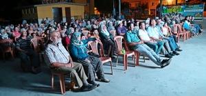Efeler'de 'Açık Hava Sinema Günleri' başladı