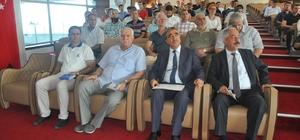 Afyonkarahisar'da 'Sıfır Atık Projesi' Organize Sanayi Bölgesi'ndeki işletmelere 'Sıfır Atık Projesi' anlatıldı