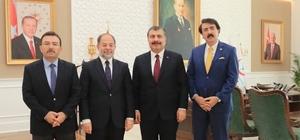 Sağlık ve Ulaştırma'da Erzurum gündemi