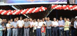 Atakent Kapalı Semt Pazarı açıldı