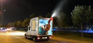 Kocaeli'de Asya kaplan sivrisineği alarmı 21 ekip 66 personel ilaçlama ve uyarı için çalışıyor
