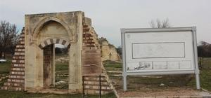 Hürrem Sultan'ın sırları bu kazıda ortaya çıkacak Hürrem Sultan'ın Kanuni'ye yazdığı mektuplara şahit olan saraya devlet eli değecek