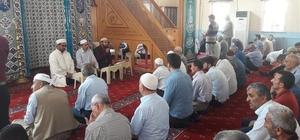 Hacı adayları için Kur'an-ı Kerim ziyafeti