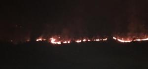 Çukurca'daki orman yangını kontrol altına alındı