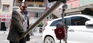 """""""Mercedes Kadir""""in ünü tüm Türkiye'ye ulaştı"""